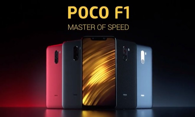 Android Q update for Xiaomi Poco F1