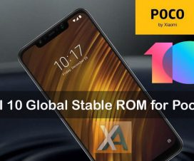MIUI 10 for Poco F1 Download