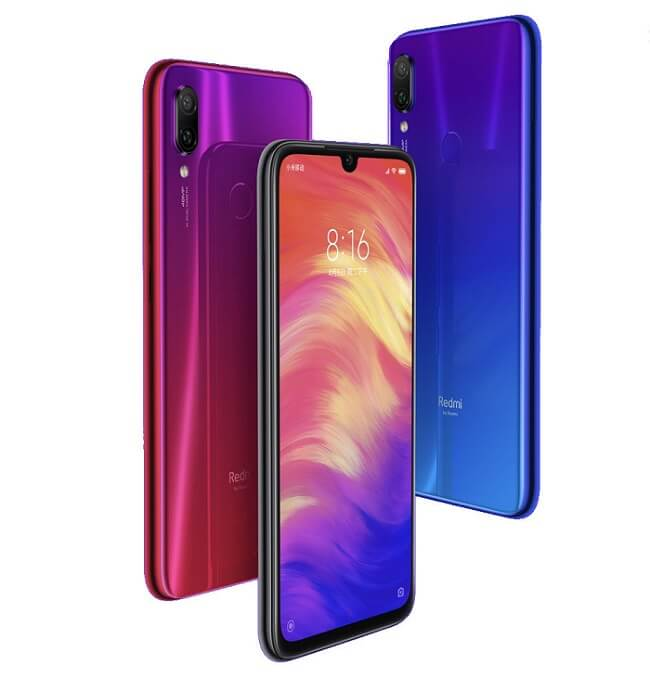 Xiaomi Redmi Note 7 1