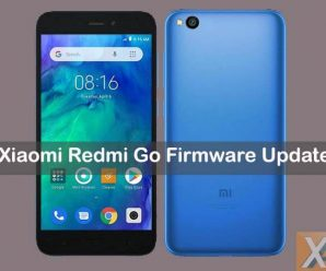 redmi go firmware update