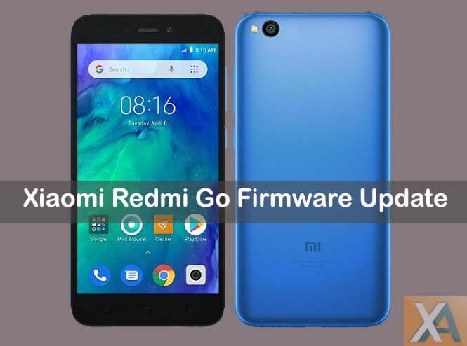 Download MIUI 10 2 7 0 Global Firmware for Redmi Go (v10 2 7